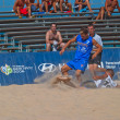 Spanish Championship of Beach Soccer , 2006 — Stock fotografie