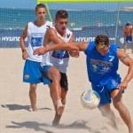 Spanish Championship of Beach Soccer , 2006 — Stock Photo #10040654