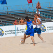 Spanish Championship of Beach Soccer , 2006 — Stock Photo #10040693