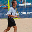 Spanish Championship of Beach Soccer , 2006 — Stock Photo