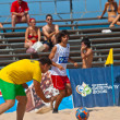 Spanish Championship of Beach Soccer , 2006 — Stock Photo #10040742