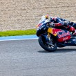 Danny Kent pilot of 125cc in the MotoGP — Foto de Stock