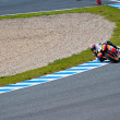 Stock Photo: Marc Marquez pilot of Moto2 of MotoGP