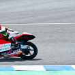 Miguel Oliveira  pilot of 125cc  of the MotoGP — Stock Photo