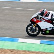 Foto de Stock  : Louis Rossi pilot of 125cc in MotoGP