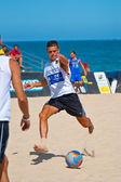Spaanse kampioenschap van strand voetbal, 2006 — Stockfoto