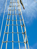 španělská galeona — Stock fotografie