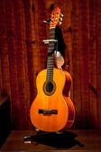 испанская гитара — Стоковое фото