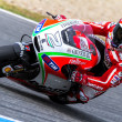 Franco Battiani pilot of MotoGP - Foto de Stock