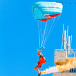 Parachutist — Stock Photo #10390937