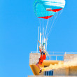 Parachutist — Stock Photo #10390938