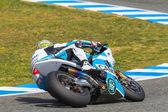 Danilo petrucci piloto de motogp — Foto de Stock