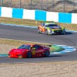 Stock Photo: Iber GT Championship 2011