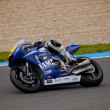 Marc Moser pilot of MOTO2 in the CEV — Foto Stock