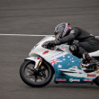 Stock Photo: JordZamorpilot of 125cc in CEV