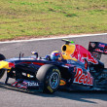 Team Red Bull Racing F1, Mark Webber, 2011 — Stock Photo #8058472