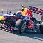 Team Red Bull Racing F1, Mark Webber, 2011 — Stock Photo #8058508