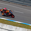 Alex Rins pilot of 125cc  of the CEV Championship — ストック写真