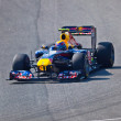 Team Red Bull Racing F1, Mark Webber, 2011 - Stock Photo