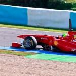 Team Ferrari F1, Felipe Massa, 2011 — Stock Photo #8059100