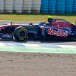 Team Toro Rosso F1, Jaime Alguersuari, 2011 — Photo