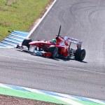 Team Ferrari F1, Felipe Massa, 2011 — Stock Photo #8059131