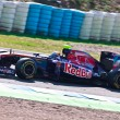 Team Toro Rosso F1, Jaime Alguersuari, 2011 - Stock Photo