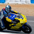 Jorge Arroyo pilot of Stock Extreme of the CEV Championship — 图库照片