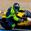 Juan Eric Gomez pilot of Stock Extreme of the CEV Championship — Stock Photo