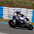 Eduardo Salvador pilot of Stock Extreme of the CEV Championship — Photo