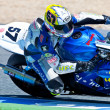 Ferran Casas pilot of Stock Extreme of the CEV Championship - Stok fotoraf