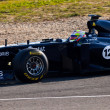 Team Williams F1, Pastor Maldonado, 2011 - Stok fotoraf