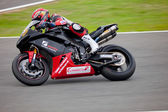 Raul Garcia pilot of Stock Extreme in the CEV — Stock Photo