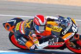 Pilota di alex rins di 125cc del campionato cev — Foto Stock