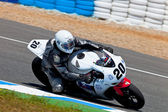 Juan Alonso pilot of Stock Extreme of the CEV Championship — Photo
