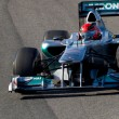 Team Mercedes F1, Michael Schumacher, 2011 - Photo