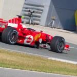 ������, ������: Scuderia Ferrari F1 Luca Badoer 2006