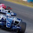 Team Williams F1, Alex Wurz, 2006 — Stock Photo