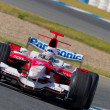 Team Toyota F1, Olivier Panis, 2006 — Stock Photo