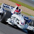 Team BMW-Sauber F1, Robert Kubica, 2006 - Stock Photo