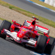 Scuderia Ferrari F1, Michael Schumacher, 2006 - Stock Photo