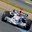 Team BMW-Sauber F1, Robert Kubica, 2006 — Stock Photo
