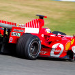 Scuderia Ferrari F1, Marc Gene, 2006 — Stock Photo