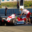 Team Toyota F1, Olivier Panis, 2006 - Stok fotoraf