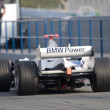 Team BMW-Sauber F1, Robert Kubica, 2006 - Foto de Stock