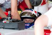 チームのオリビエ ・ パニス トヨタ f1 2006 — ストック写真