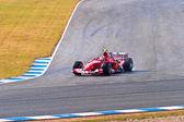 Team Ferrari F1, Marc Gene , 2004 — Stock Photo