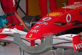 Team Ferrari F1, front wing, 2006 — Stock Photo
