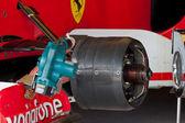 Team Ferrari F1, disc brakes — Foto Stock