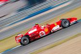 Scuderia Ferrari F1, Luca Badoer, 2006 — Stock Photo